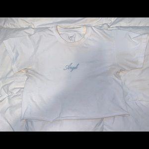 Brandy Melville angel top